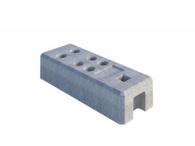 Betonvoet 32 KG voor bouwhekken