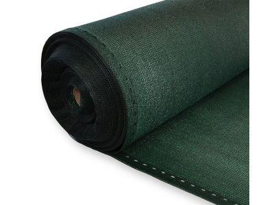 winddoek op rol 50 meter diverse breedtes groen